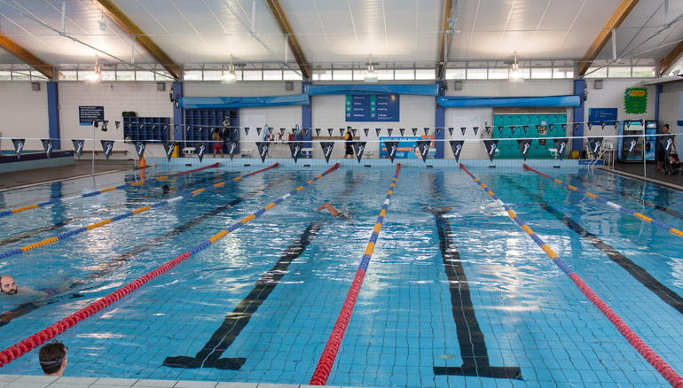 Heritage hunter centennial swimming pool - Swimming pool maintenance auckland ...